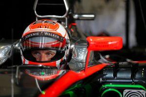 """Jenson Button: """"En la última tanda del día parecía haberse resuelto el problema"""""""