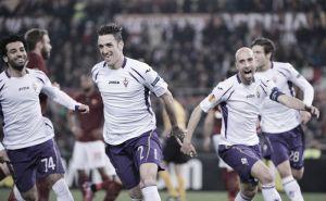 La Fiorentina schianta la Roma e vola ai quarti