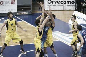 Iberostar Tenerife - Estudiantes: puntuaciones del Iberostar, jornada 23 de la Liga Endesa
