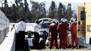 El accidente de Fernando Alonso continúa bajo investigación