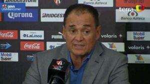 """'Güero' Aceves: """"El partido lo perdemos en el primer tiempo"""""""