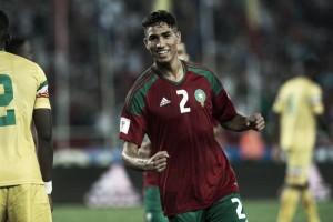 La temprana hazaña que logrará Achraf en el Mundial de Rusia