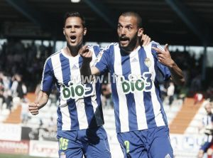SD Ponferradina- CD Leganés, puntuaciones de la Ponferradina, jornada 32 de la Liga Adelante