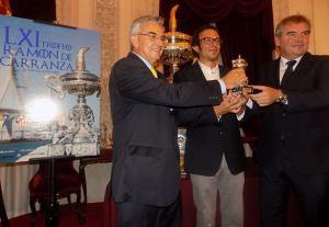 Presentada la LXI edición del Trofeo Carranza