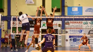 Récap' du 1er tour des Plays-off de Volley