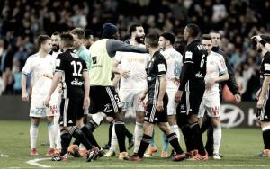 La FFF sanciona los altercados del Choc des Olympiques