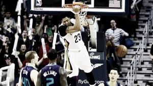 Resumen NBA: Heat y Pelicans ganan in extremis y los Thunder aniquilan a Minnesota