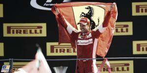 """Sebastian Vettel: """"Esta es la mejor segunda posición que he tenido nunca"""""""