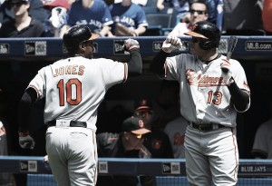 Can the Baltimore Orioles bats power them to the AL East crown?