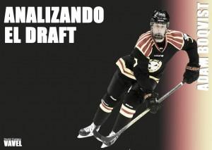 Analizando el Draft 2018: Adam Boqvist