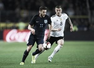 Inglaterra, con algunos cambios, apunta a afianzarse en la clasificación europea 2018