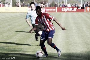"Adama Touré: ""Al Langreo le podemos ganar si seguimos como hasta ahora"""