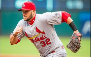 St. Louis Cardinals' Matt Adams Possibly Out For The Season