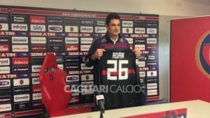 Antonio Adán llega a Italia
