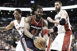 Washington Wizards completan la barrida sobre Toronto Raptors con una paliza