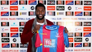 Adebayor vuelve a los terrenos de juego para reforzar al Crystal Palace
