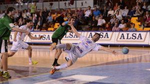 El Reale Ademar León se afianza en la quinta posición