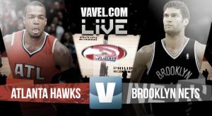Resultado Atlanta Hawks vs Brooklyn Nets (96-91)