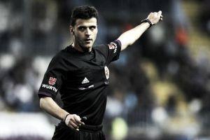 Gil Manzano pitará el R.Madrid-Granada CF