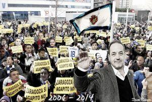 Agapito Iglesias ya es historia en el Real Zaragoza