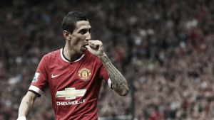 Angel Di Maria Proves Fitness In Time To Face Chelsea