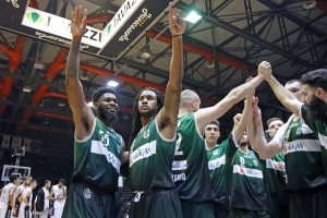 Avellino negli ottavi di Basketball Champions League