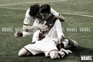 Crespo y Embarba, convocados contra Las Palmas