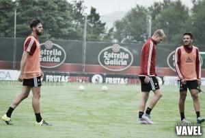 El Celta prepara la Copa y la visita al Camp Nou