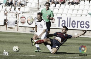 Carmona vuelve a Montilivi sin suerte