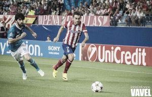 """Adrián: """"Es un orgullo pertenecer al Atlético de Madrid"""""""