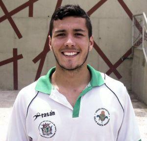 Adrián Navarro ficha por el CF Fuenlabrada