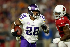 Minnesota Vikings decline Adrian Peterson's 2017 option