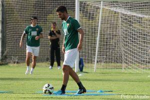 Adrián González: ''Queda menos de un mes y es lo que tengo en la cabeza''