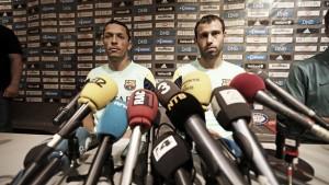 """Mascherano: """"Recibimos un duro golpe hace poco y hay que levantarse"""""""