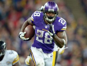 Adrian Peterson Wants To Stay A Viking