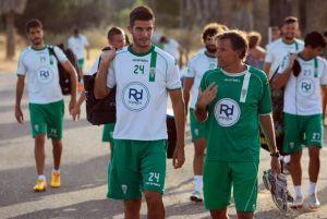 Adri Cuevas y Damián Petcoff se desvinculan del Córdoba CF