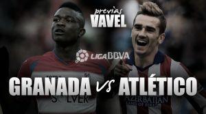 Granada CF - Atlético: a 90 minutos del milagro