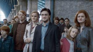 Harry Potter vuelve siete años después