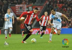 Athletic - Deportivo: puntuaciones del Dépor, jornada 26 de Liga BBVA
