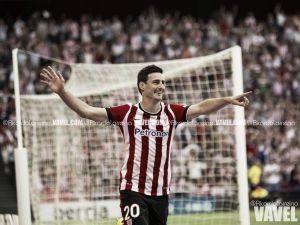 Aduriz estrena la cuenta goleadora del Athletic en Liga BBVA