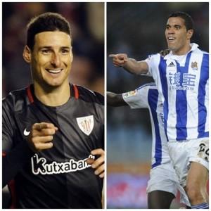 Jonathas - Aduriz: dos delanteros en estado de gracia