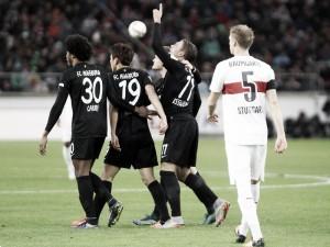 VfB Stuttgart 0-4 FC Augsburg: Sorry Swabians brushed aside by Augsburg