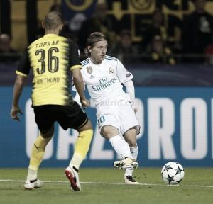 """Luka Modric: """"le deseo lo mejor al Tottenham menos en los dos partidos que vamos a jugar"""""""