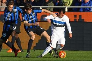 Atalanta - Inter diretta, LIVE Serie A 2016/17 - Masiello, Eder, Pinilla! (2-1)
