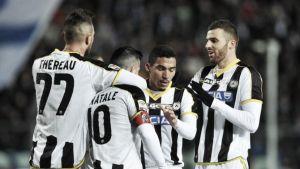 Verona - Udinese : 0-1 le pagelle dei bianconeri
