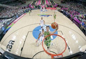 La Slovenia suda ma vola ai quarti: 71-61 sulla Repubblica Dominicana
