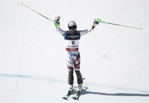 Mondiali Sci alpino - Supercombinata clamorosa, Aerni sorprende Hirscher