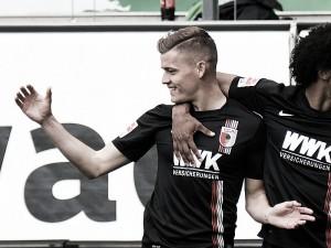 VfL Wolfsburg 0-2 FC Augsburg: Weinzierl's side win again to relieve relegation fears