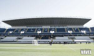 El Málaga está preparado para recibir al Sevilla
