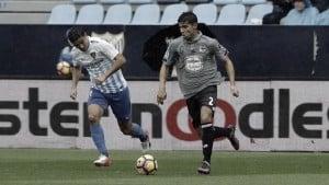 Resumen Málaga - Deportivo en La Liga 2017 (3-2)